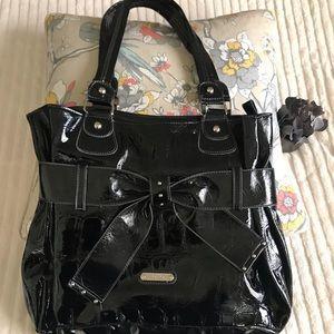 Handbags - Black XOXO Purse